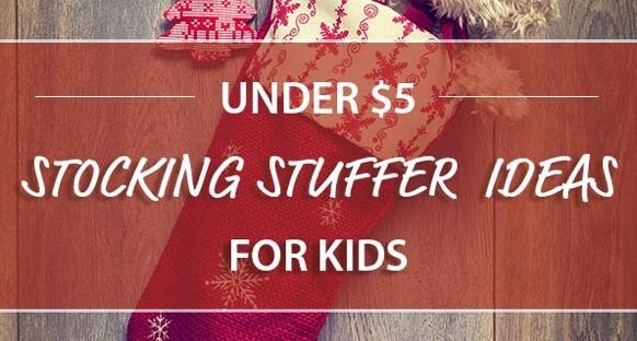 5 Stocking Stuffer Ideas For Kids Life Amor Family