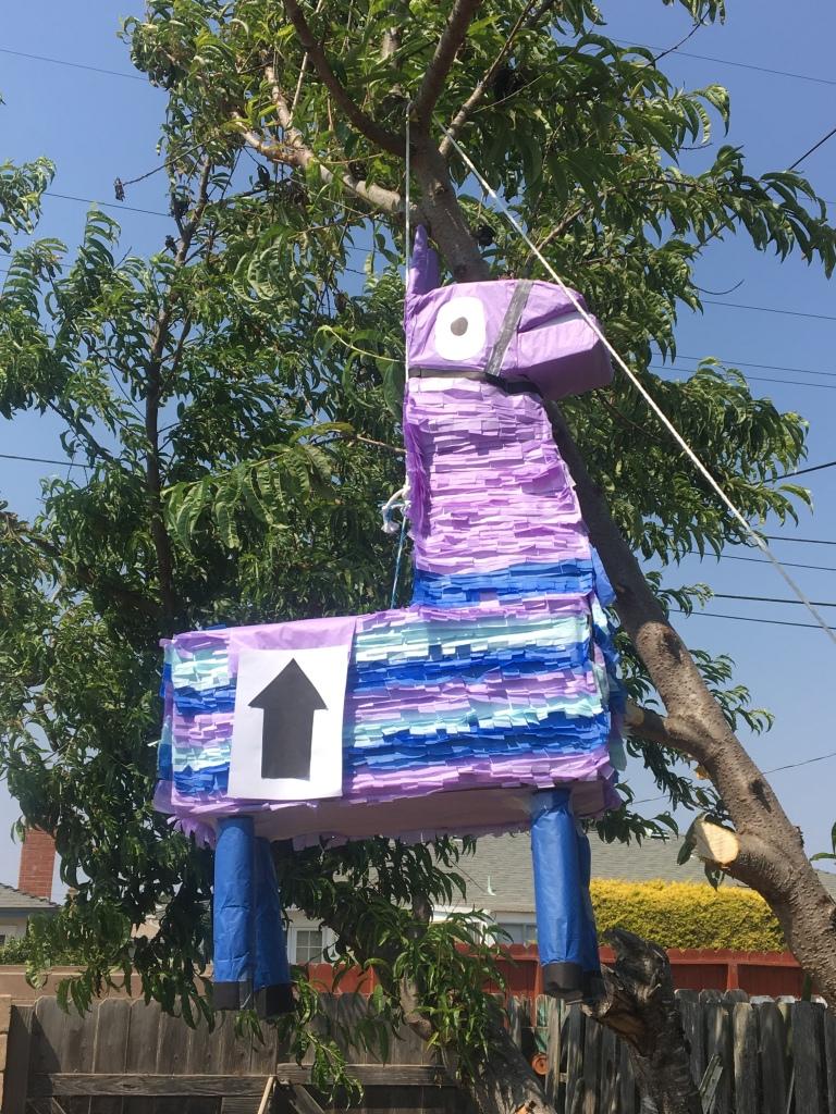 Loot Llama Pinata