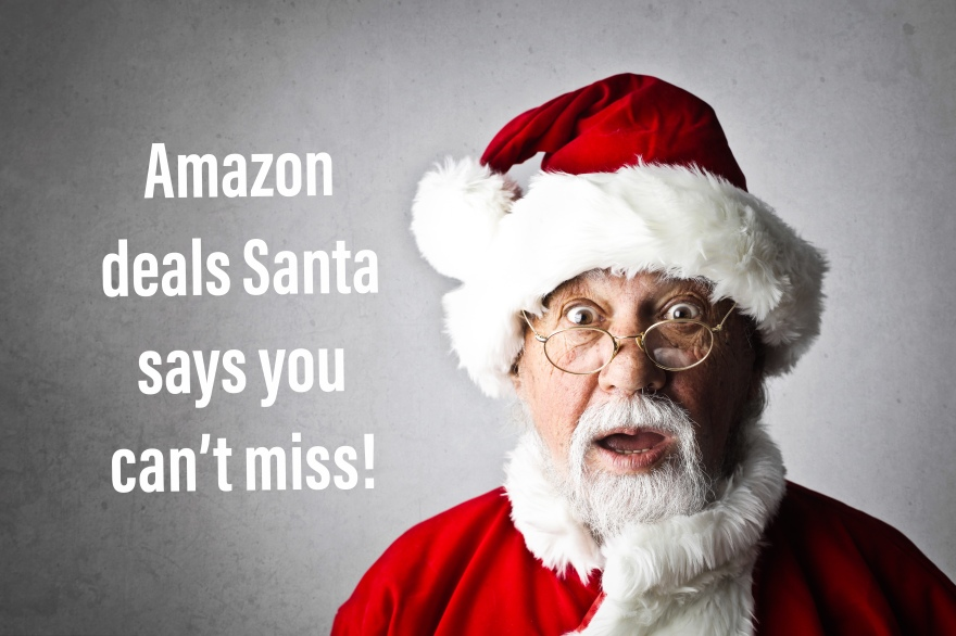 Santa Says Amazon deals you can't miss