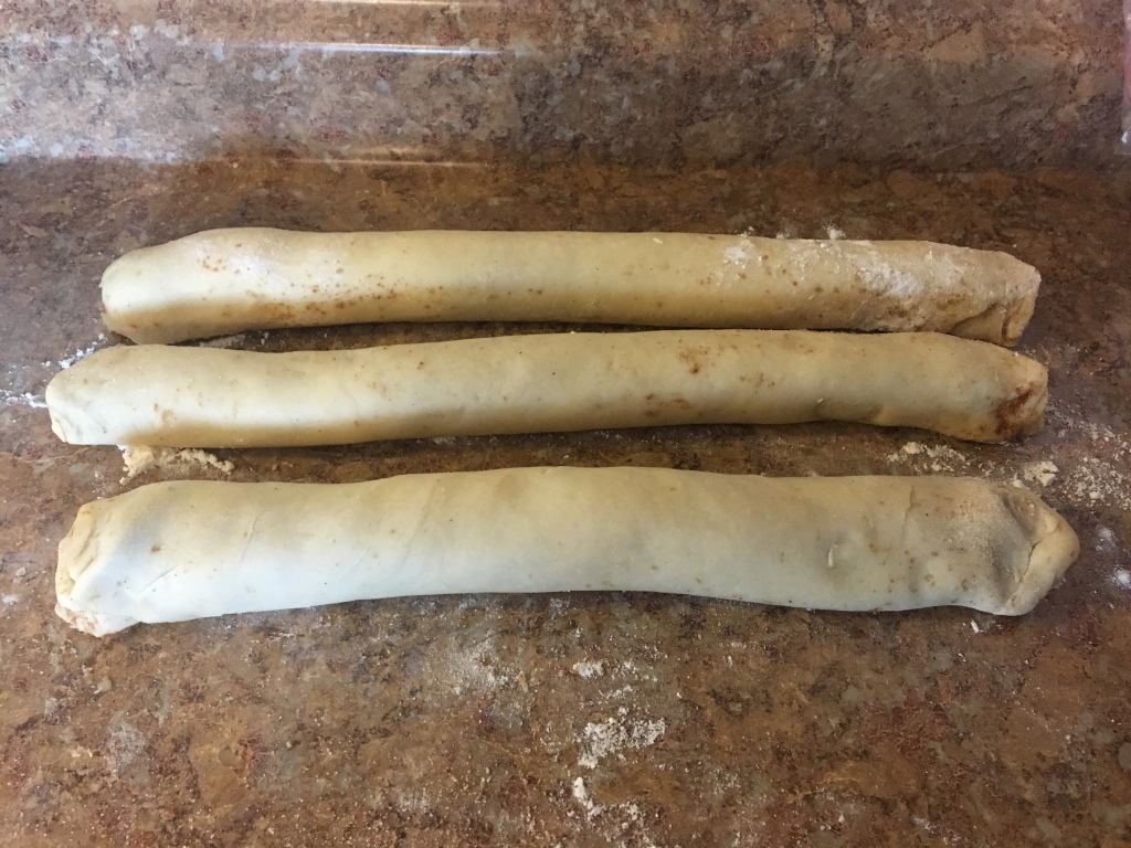 LifeAmorFamily's 12 Days of Baking and Candy Making Day 9- Cinnamon Rolls