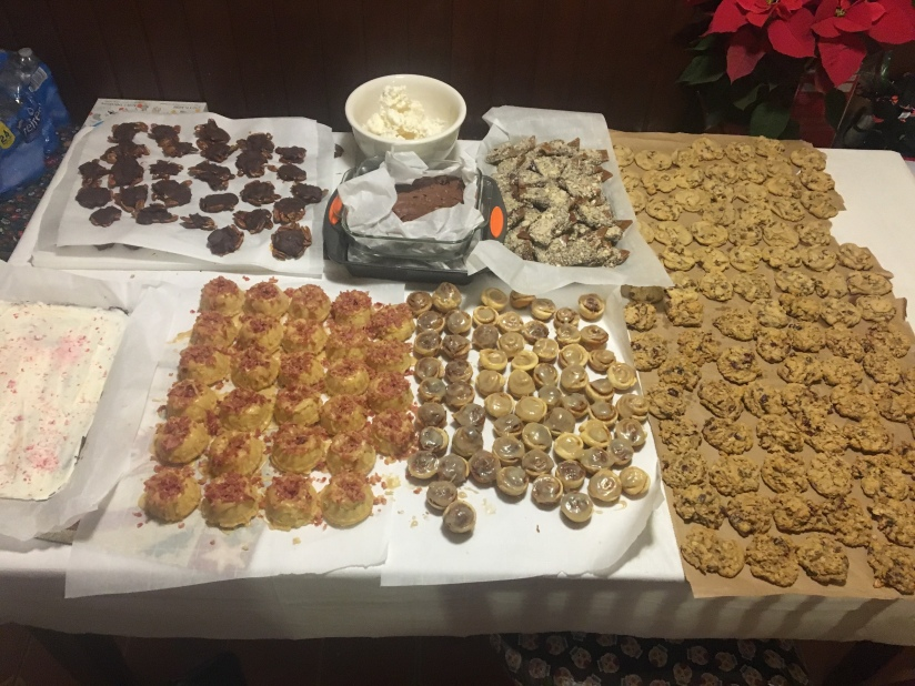 LifeAmorFamily's 12 Days of Baking and Candy Making Christmas Eve
