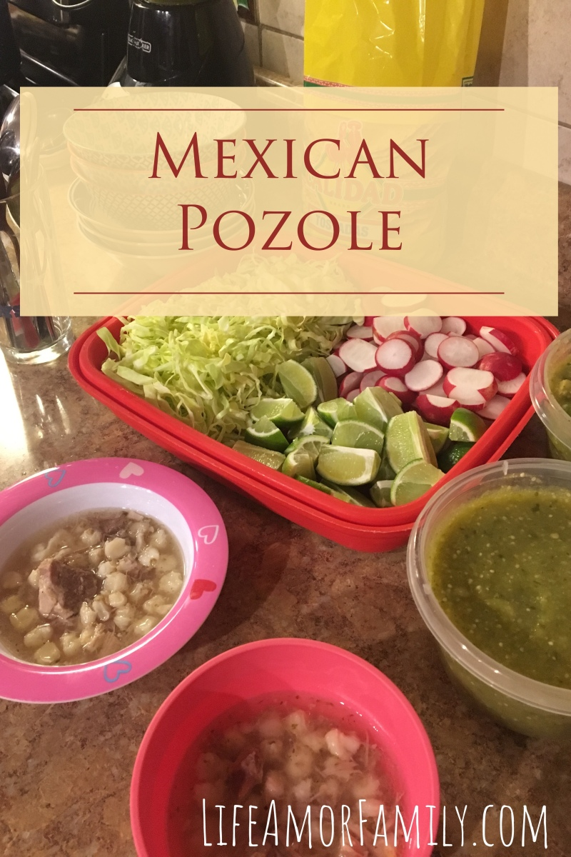 Rainy Day Foods - How to make Mexican Pozole
