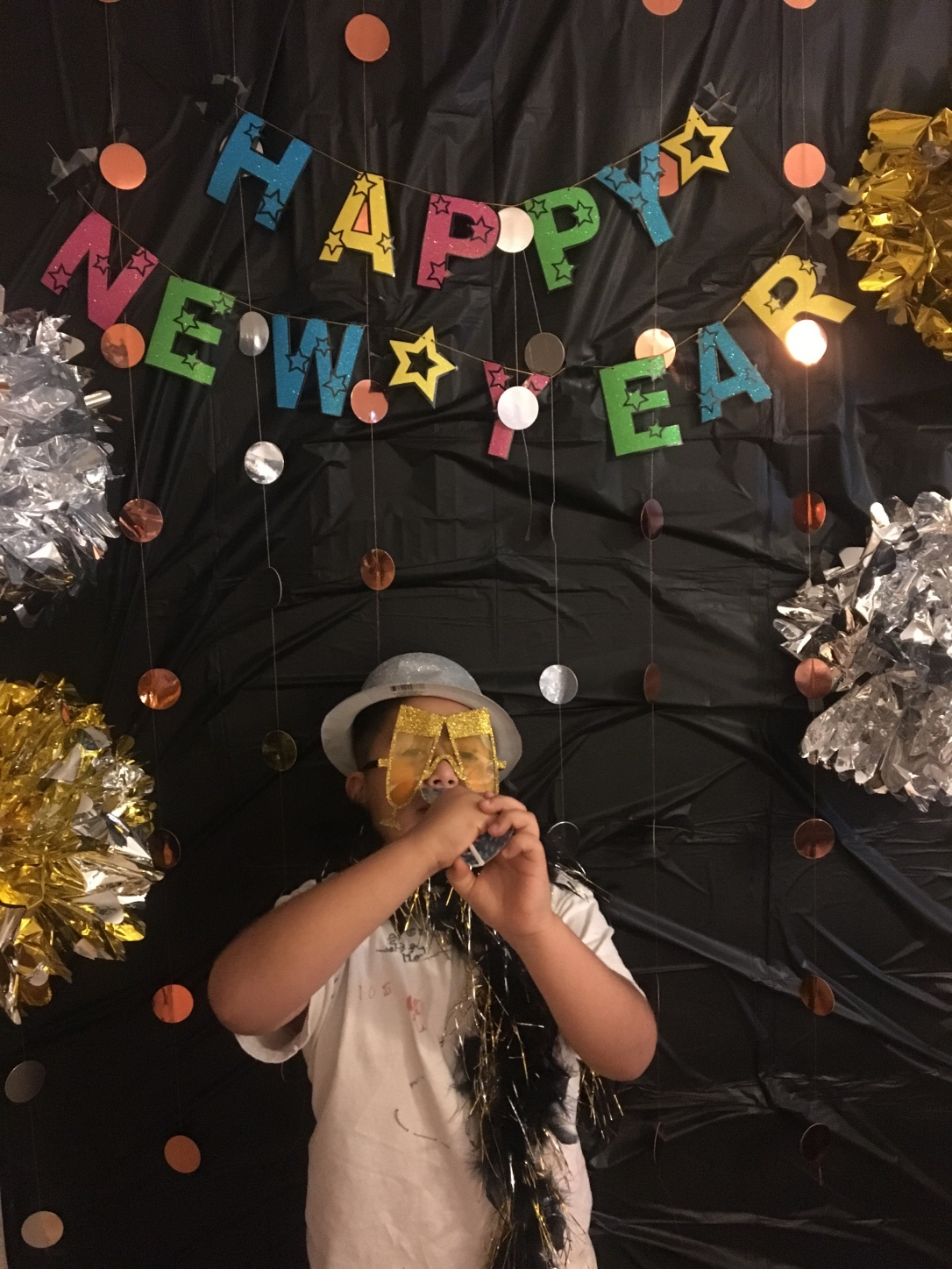 Happy New Years Photo Booth