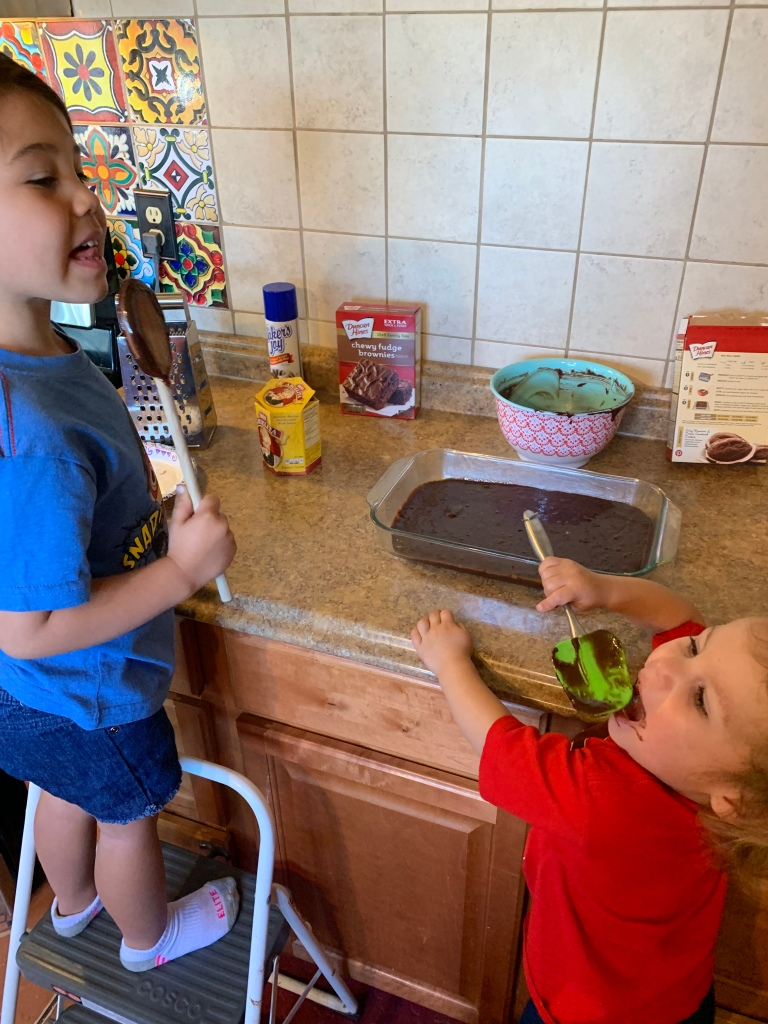 Lifeamorfamily's Mexican Chocolate Brownies Splash of Molina's Mexican Vanilla