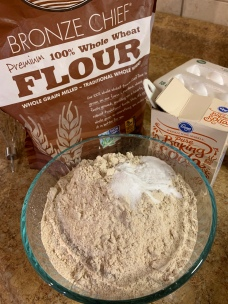 LifeAmorFamily's Healthy-ish Banana Bread Dry Ingredients